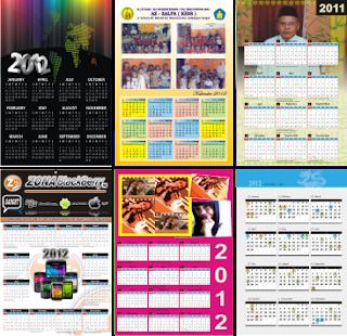 cetak kalender balikpapan