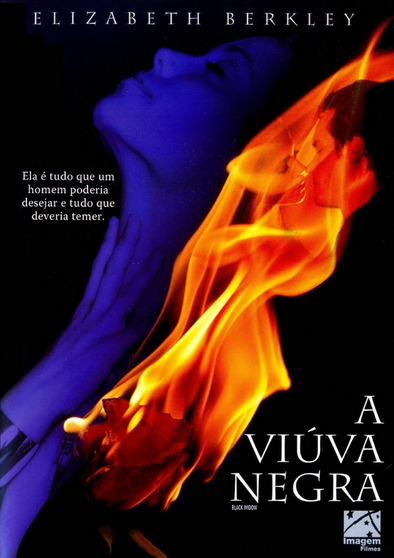 Filme A Viúva Negra Dublado AVI DVDRip
