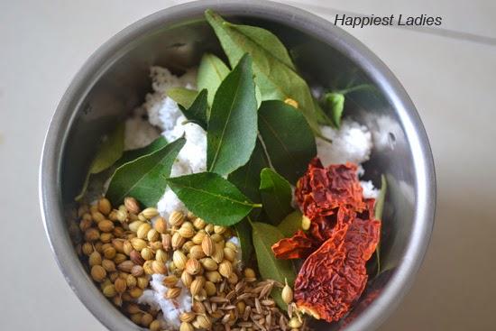 South Indian Bread Fruit Sambar