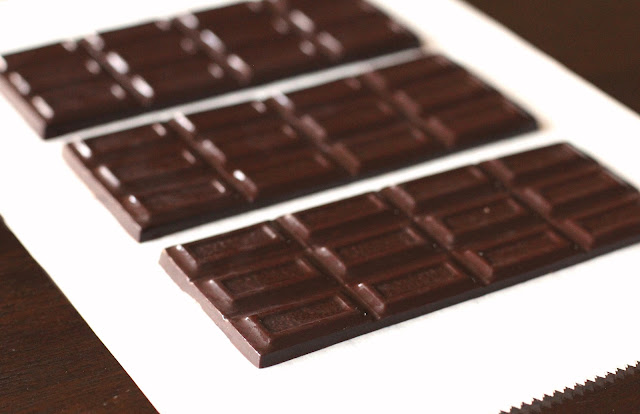 Healthy Homemade Dark Chocolate