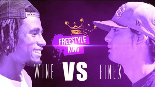 Freestyle King, Finex, Wine