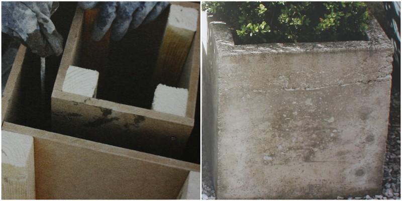 beton potte