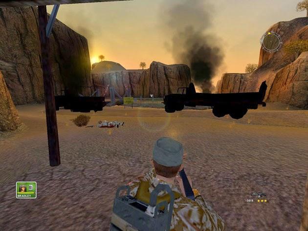 Conflict Desert Storm Free PC