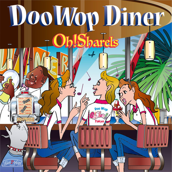 [Album] Oh!Sharels – Doo Wop Diner (2016.04.01/MP3/RAR)