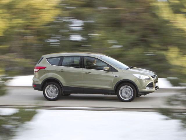 New Ford Kuga 2013