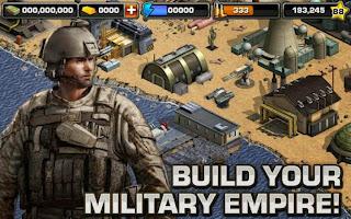 صورة لعبة الحرب الحديثة