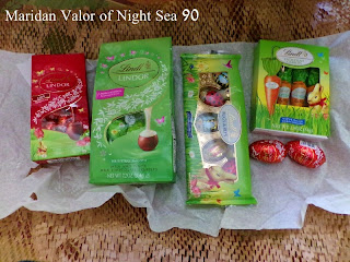 Lindt Chocolate Review; Night Sea 90.