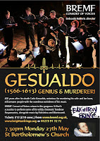 Gesualdo - Genius and Murderer