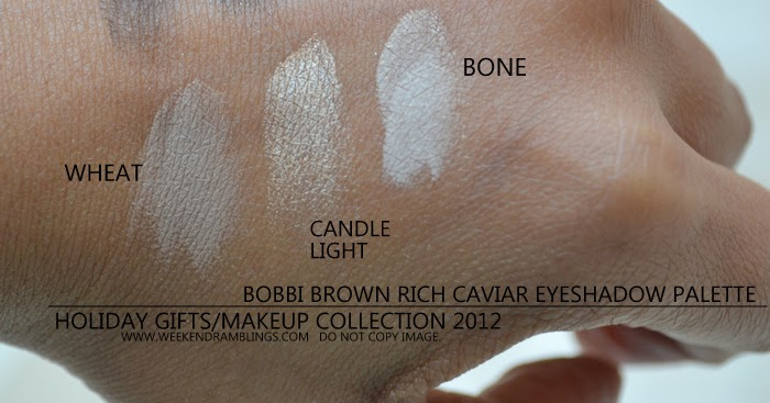 Weekend Ramblings Bobbi Brown Rich Caviar Eyeshadow