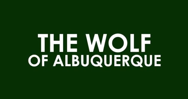 'The Wolf of Albuquerque', la historia de 'Breaking Bad' al estilo de 'El lobo de Wall Street'