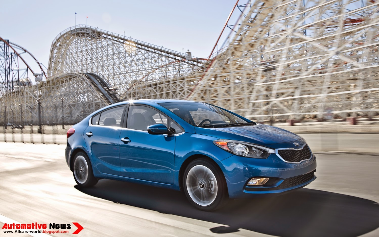 The 173 hp four cylinder in the 2014 kia forte ex is one of the stronger engines you ll find in this class this output doesn t translate to blazing