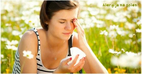 alergija na polen u trudnoći