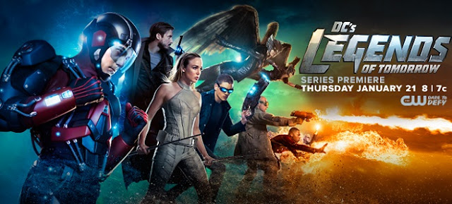 Legends of Tomorrow sezonul 1 episodul 1