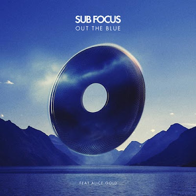 Sub Focus - Out The Blue (feat. Alice Gold) Lyrics