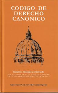 CÓDIGO DE DERECHO CANONICO