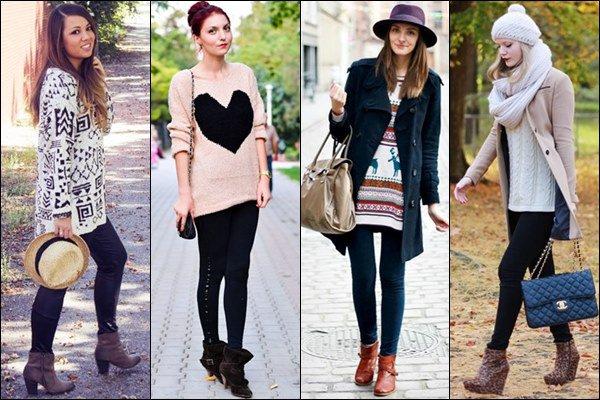 10 Ideas de como usar botines | Moda y Belleza