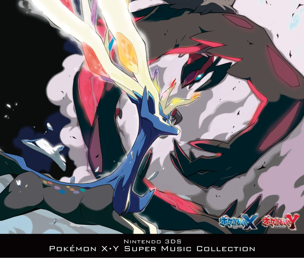 Nintendo 3DS Pokémon X・Y Super Music Collection