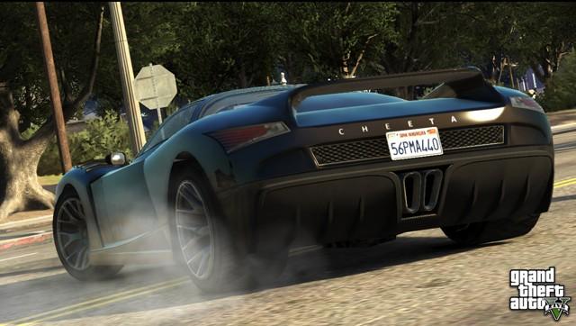 Novo Trailer Grand Theft Auto V,capturas de tela e Informação