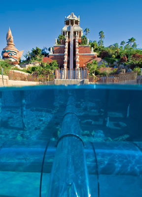 tower of power siam park