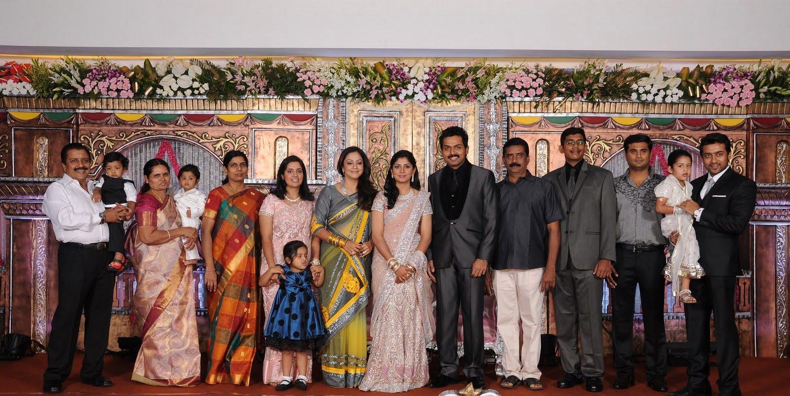 latest film news online actress photo gallery karthi s reception