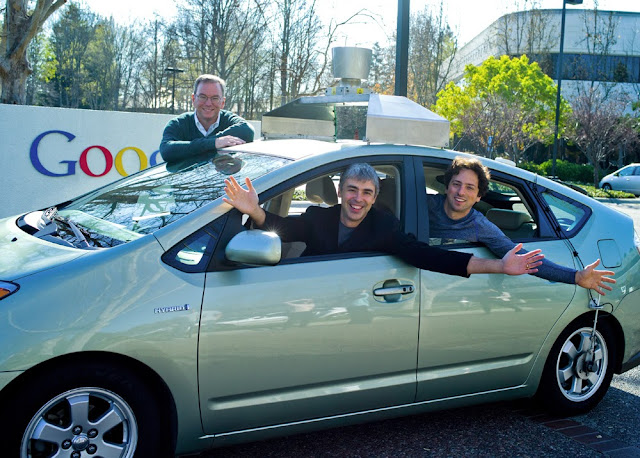 Will Google Make Their Own Car?