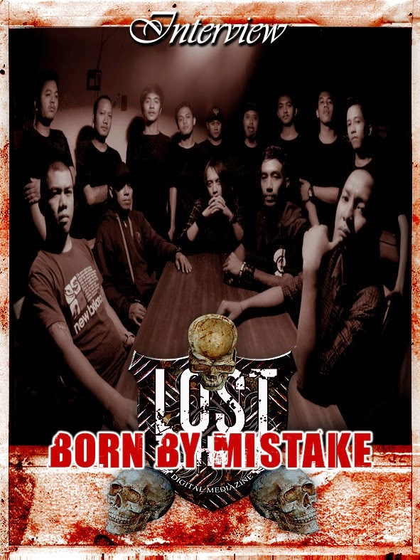 BORN BY MISTAKE Interview (Indonesia)