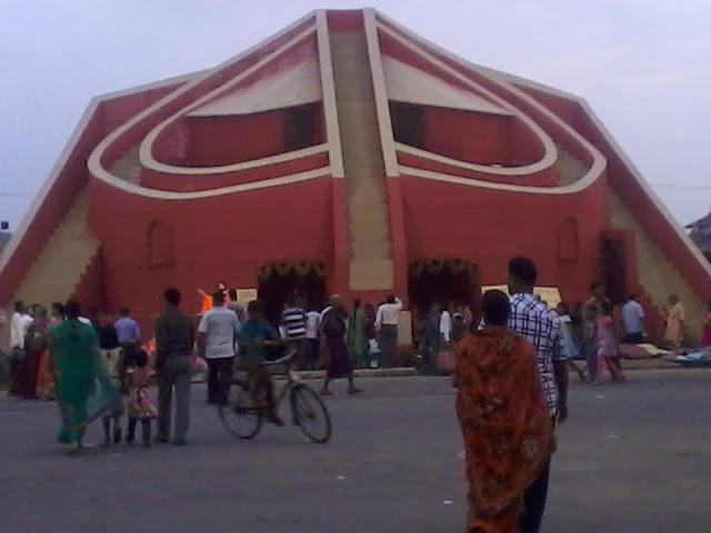Vishwakarma Puja in 2010 Vishwakarma Puja at Nalco