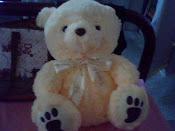 my 'MIYIE' bear.....! mmuuaahh...!