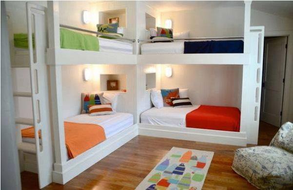 desain modern kamar lucu untuk anak rumpi banget