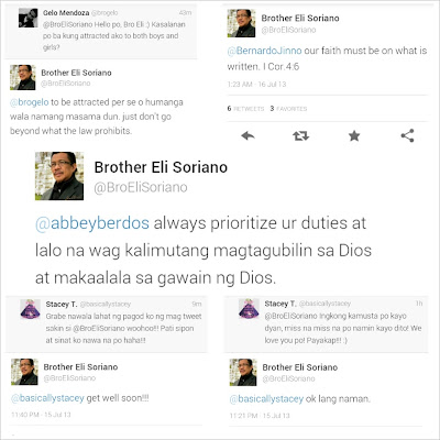 ang dating daan quiapo schedule