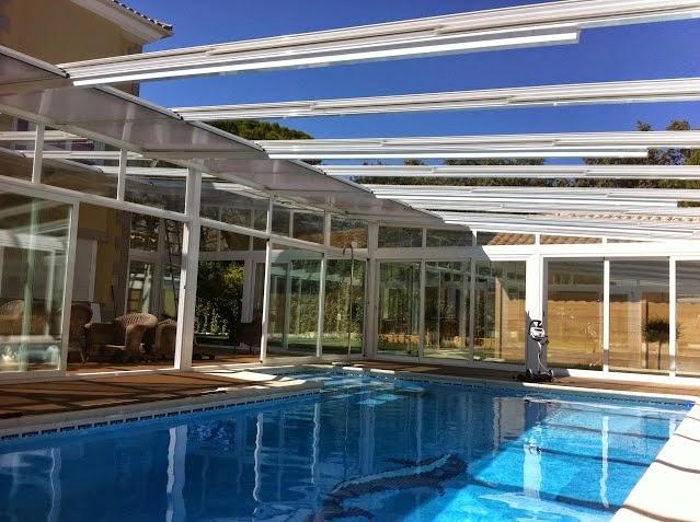fotos de cubiertas para piscinas fotos de cubiertas para
