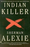 bookcover of INDIAN KILLER by Sherman Alexie