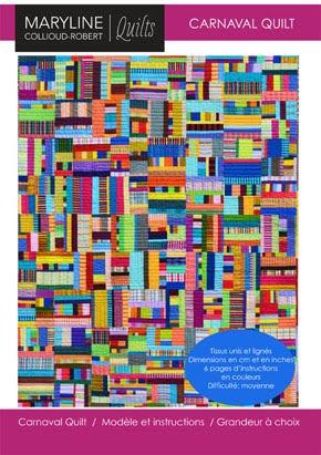 Carnaval PDF Pattern