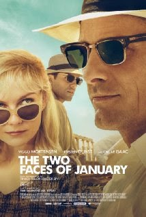 The Two Faces of January (2014) - Movie Review