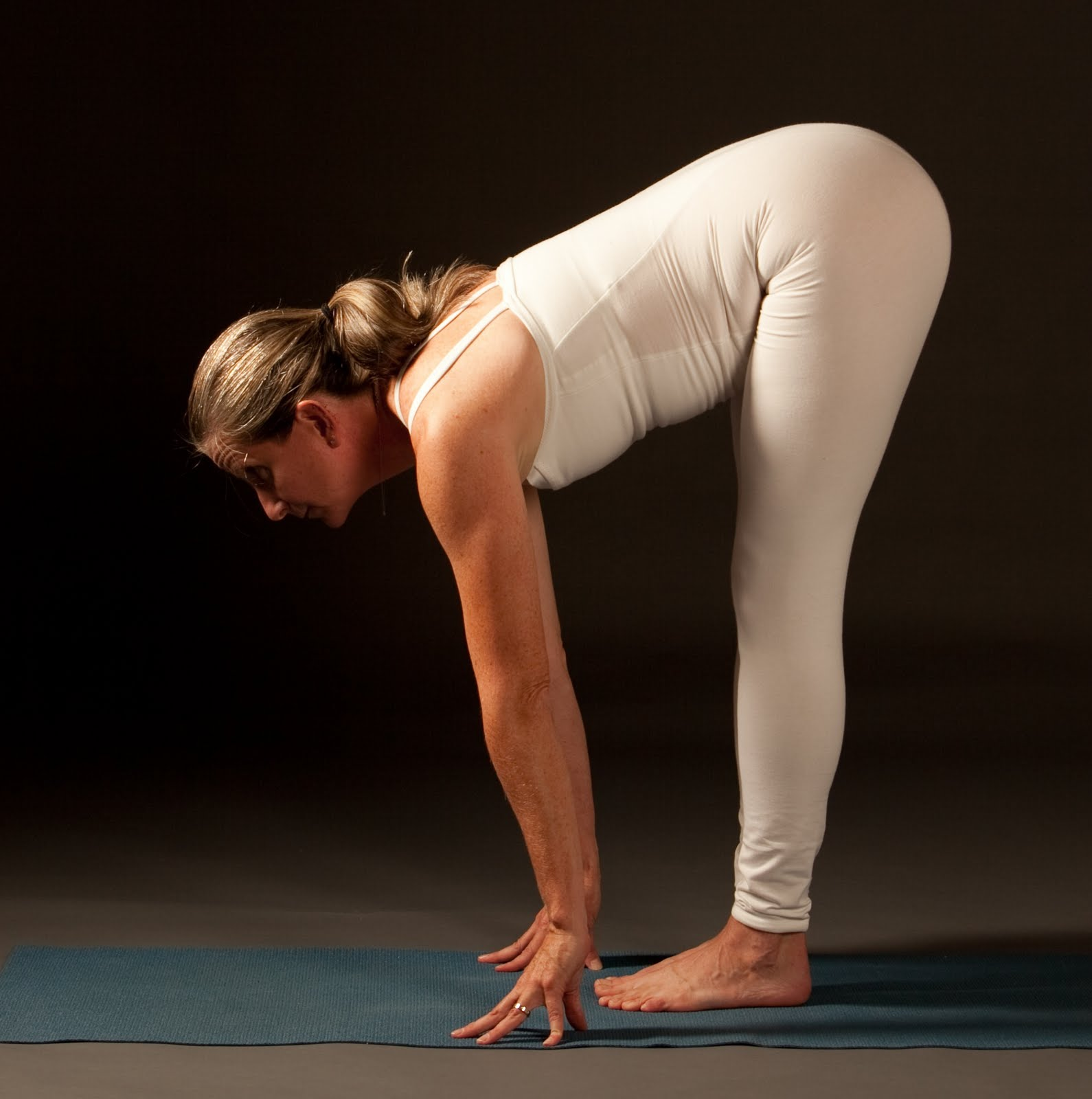 yoga mountain pose instructions