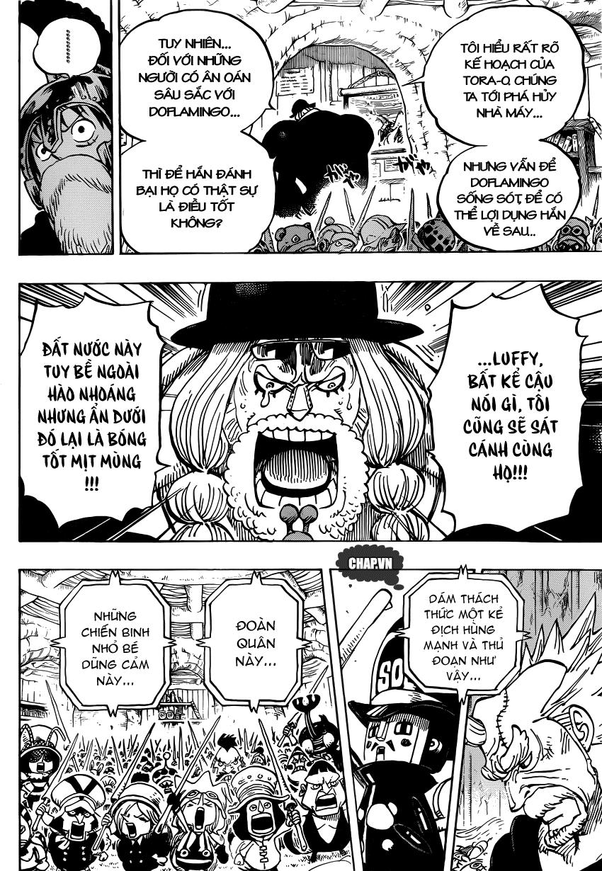 Đảo Hải Tặc chap 729 - Trang 12