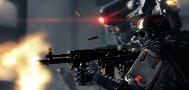 Wolfenstein The New Order Footage