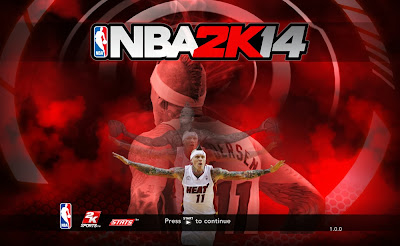 NBA 2K14 The Birdman - Chris Andersen Game Cover