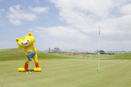 Golf olympic games RIO 2015