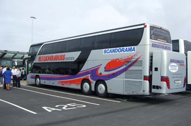 bussresor till tyskland med övernattning