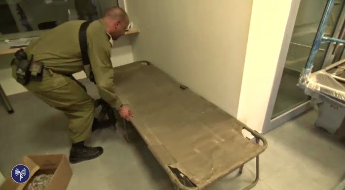 Elder Of Ziyon - Israel News: Hamas shells field hospital set up to help Gazans (UPDATE)