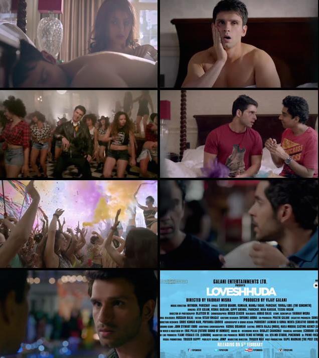 Loveshhuda Official Trailer 720p HD Download