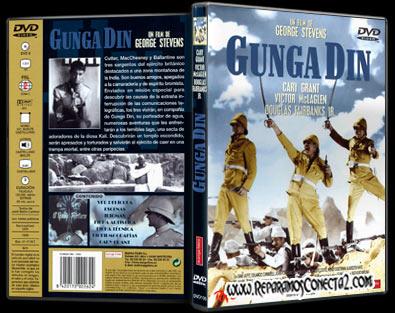 Gunga Din [1939] Caratula