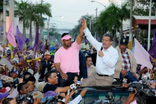 Leonel proclama a San Cristóbal como provincia liberada para dar el triunfo al PLD
