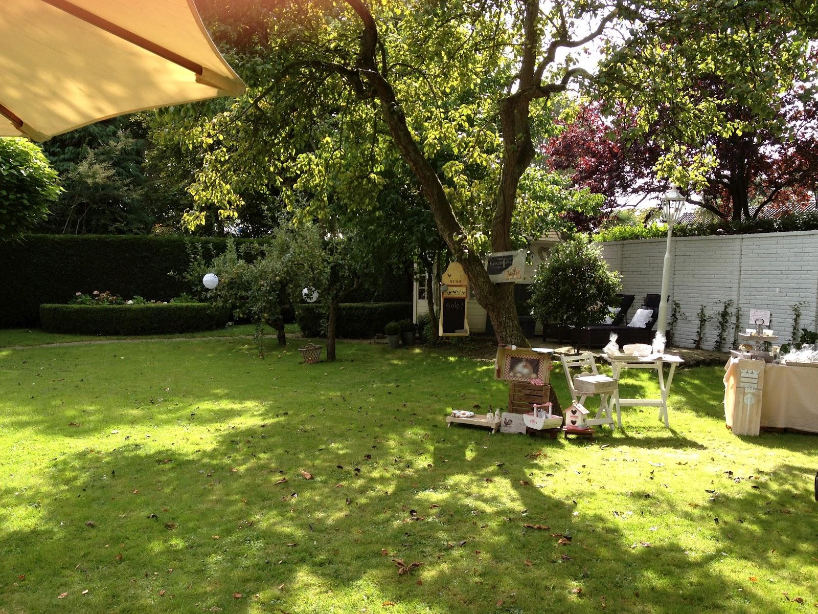 Lavendel en papaver tuinfair - Hoe een heuvelachtige tuin te plannen ...