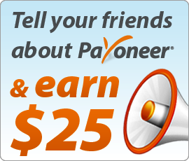 SignUp Here And Get $25 Bonus