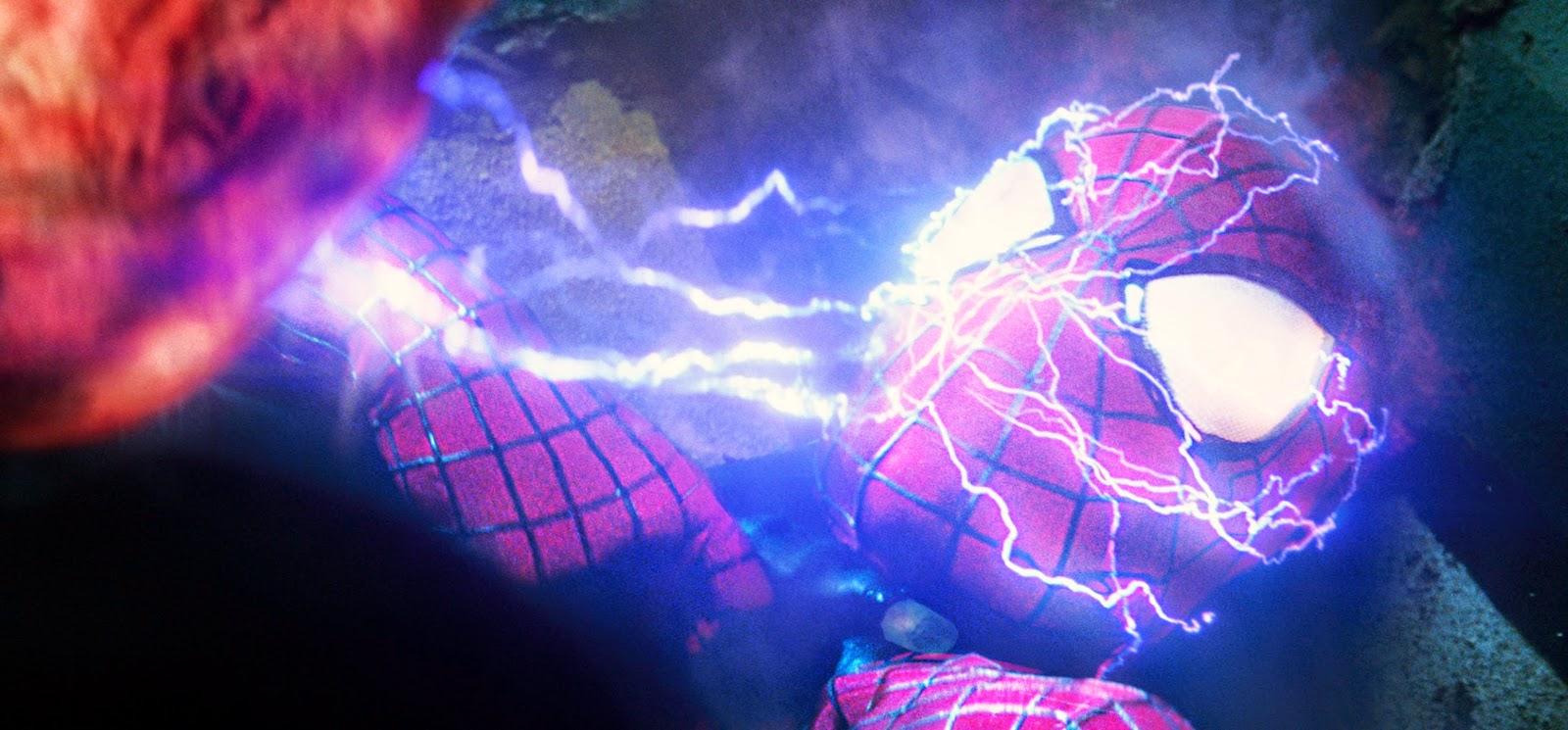 Cenas inéditas nos comerciais de O Espetacular Homem-Aranha 2: A Ameaça de Electro