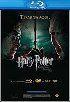Harry Potter e as Relíquias da Morte - Parte 2 BluRay 1080p Dual Áudio