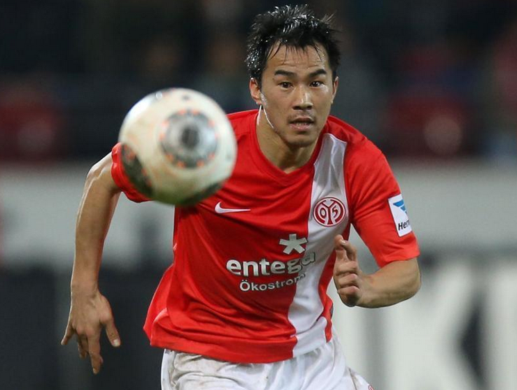 Shinji Okazaki Resmi Bergabung Dengan Leicester City Hingga 4 Tahun Kedepan