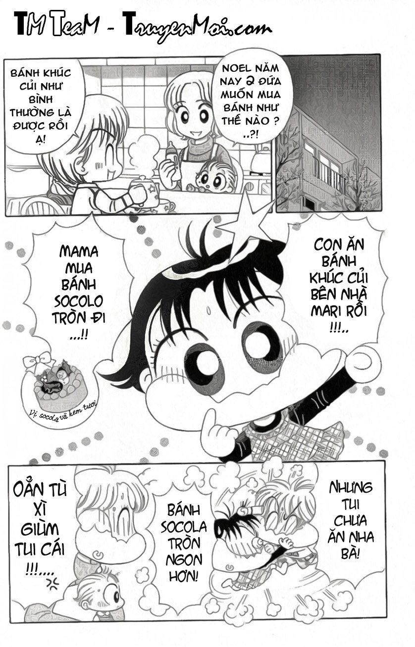 Kocchi Muite! Miiko chap 5 - Trang 3